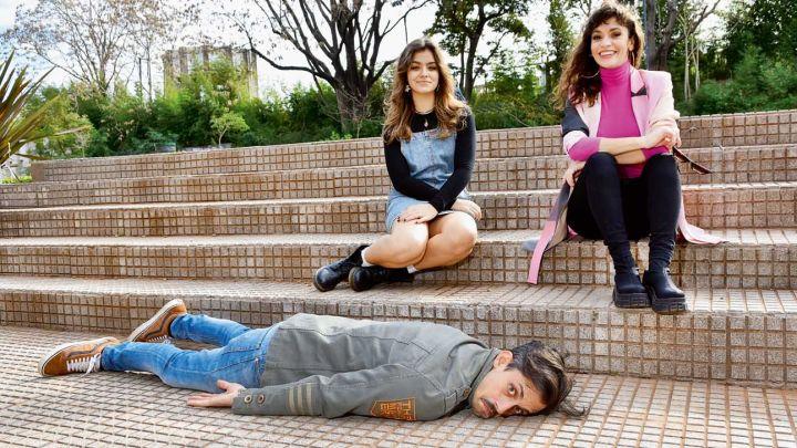 "Agustín ""Soy Rada"" Aristarán presentó oficialmente a su familia"