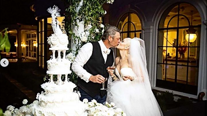 Todos los detalles de la boda de Gwen Stefani