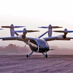 La empresa se está tomando muy en serio el desarrollo de los autos voladores.
