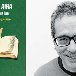 César Aira   Foto:Timo Berger-Penguin Random House
