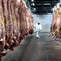 Las exportaciones argentinas de carne vacuna cayeron 45%.