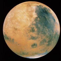 El 30 de julio de 2008 en Marte, la NASA encuentra agua.