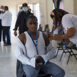 República Dominicana comienza a aplicar una dosis de refuerzo contra el Covid-19.