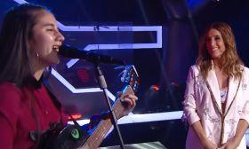Soledad Pastorutti y Johana
