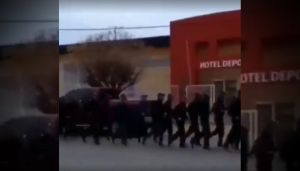 Policía Canto Chubut