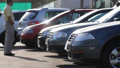 La venta de autos usados creció en el último tiempo.