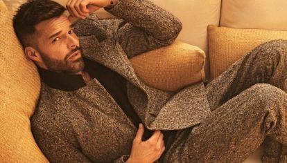 Ricky Martin apareció en TV y sorprendió con su cambio físico
