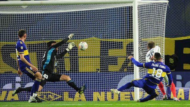 Gol de San Lorenzo
