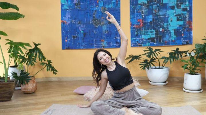 Yoga para aliviar los dolores premestruales
