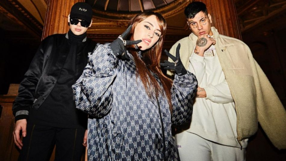 Duki, Bizarrap y Nicki Nicole se juntan para su primera colaboración