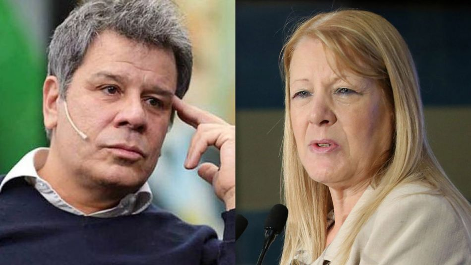 Facundo Manes y Margarita Stolbizer 20210728