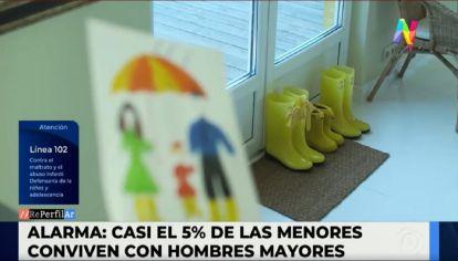 Matrimonio infantil en la Argentina
