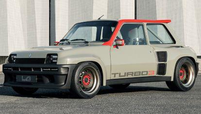 Conocé el nuevo Renault 5 Turbo 3, un clásico modernizado