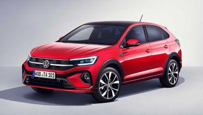 Volkswagen lanzó el nuevo Taigo... el Nivus europeo