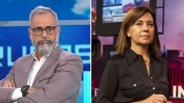 Jorge Rial y Liliana Parodi