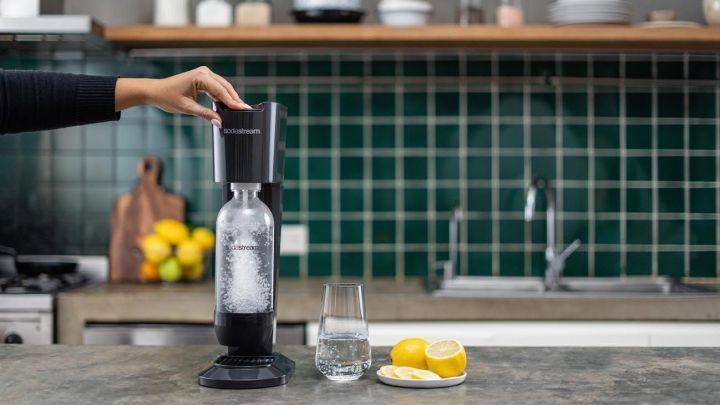 SodaStream se agranda con la llegada de su nueva máquina Genesis