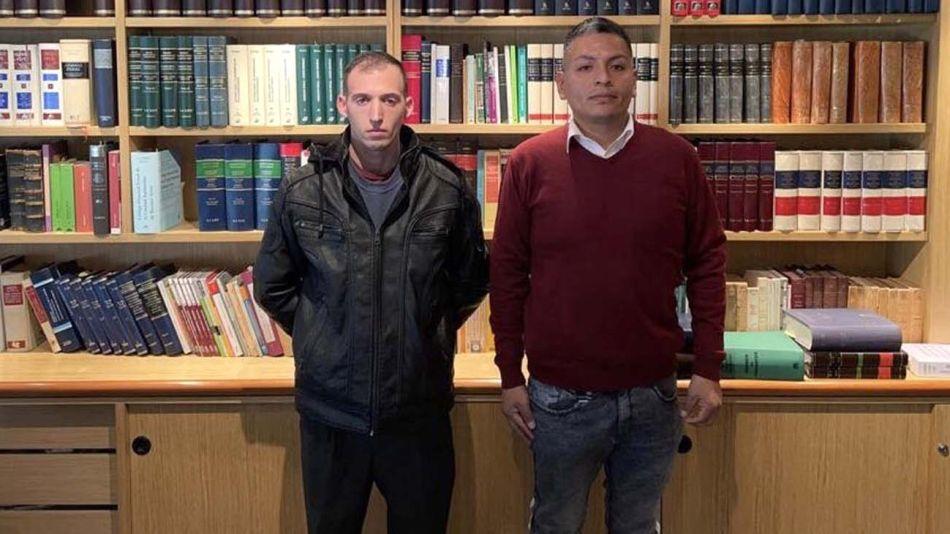 Luis Chocobar se reunió con Facundo Amendolara-20210729