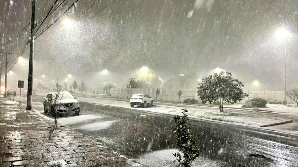nieve brasil