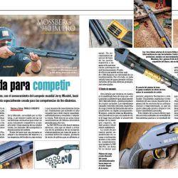Los aficionados a las armas podrán descubrir la última escopeta de Mossberg & Sons.
