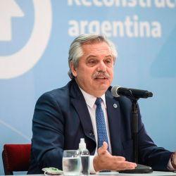 El presidente Alberto Fernández define quién será el sucesor de Rossi.