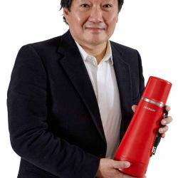 Dante Choi y el E-termo | Foto:Gentileza Peabody