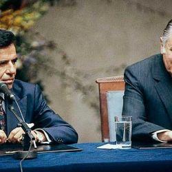 El 2 de agosto de 1991 Argentina y Chile firmaron un acuerdo sobre el conflicto de la frontera.