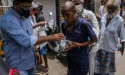 HungerCrisis Swells India Food Lines to 'Unprecedented' Levels