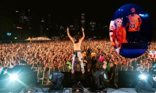 Miley Cyrus cerró el primer Lollapalooza con protocolos