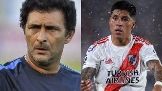 Leonardo Astrada y Enzo Pérez