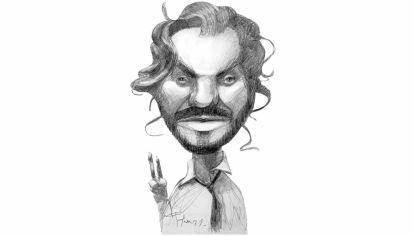 Jefecito. Santiago Cafiero.