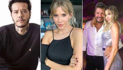 Guillermina Valdés habló de su relación con Marcelo Tinelli y Emanuel Ortega