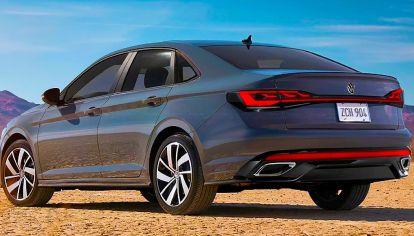 Se filtran imágenes del nuevo Volkswagen Vento