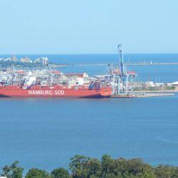 Montevideo Port.