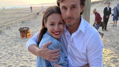A días del nacimiento de Ana, García Moritán admitió que Pampita quiere otro varón