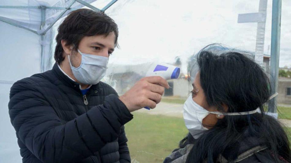 El ministro de Salud bonaerense, Nicolás Kreplak, en una foto de archivo. En la provincia ya siguen de cerca a la variante Delta de coronavirus.