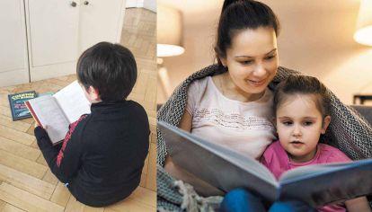 Hábitos. A pesar de haber pasado un año en aislamiento obligatorio y sin clases presenciales, en los hogares con chicos de hasta 8 años, a cuatro de cada diez no les leyeron en voz alta.