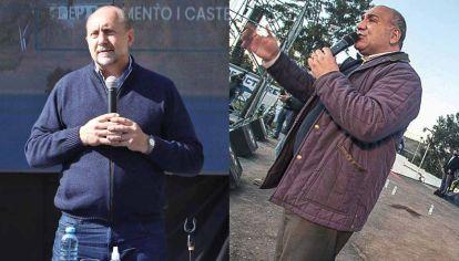 Tensión. La conflictividad del FdT se extendió a Manzur y Perotti: gana Alberto F.