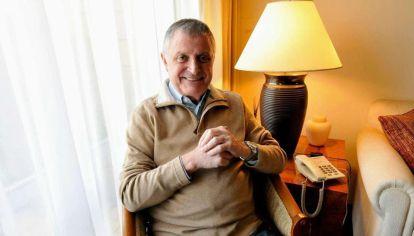 Murió Gino Renni por coronavirus