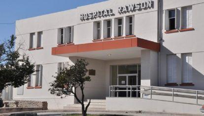 El paciente cero ingresó ayer al Hospital Rawson donde quedó internado