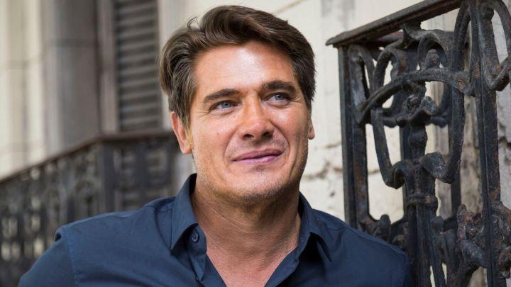 Guillermo Andino quiere ser padre a los 53 años