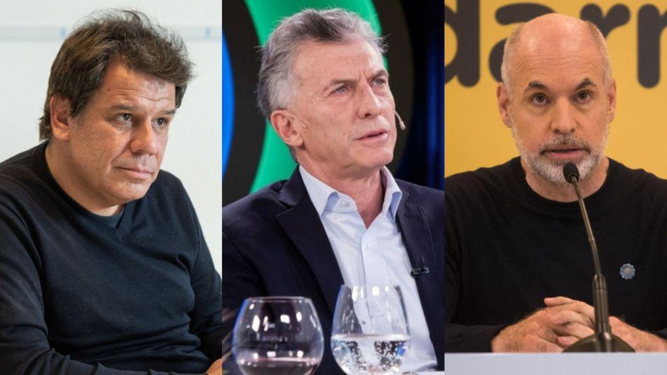 Manes Macri Larreta