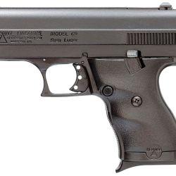Una Hi-Poin totalmente construida en zamak que, a diferencia de otras marcas, produjo modelos en gruesos calibres, hasta .45 ACP.