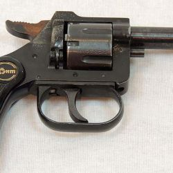 El Röhm, que ante la prohibición de ser importado de Alemania, fue fabricado en los EE.UU., donde la firma alemana instaló una fábrica.