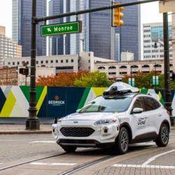 Por razones de seguridad, también habrá un conductor en el vehículo para monitorear la ruta.