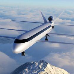 El SE200 podrá transportar a 264 pasajeros a una velocidad de Mach 0.9.