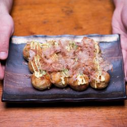 Gastro Japo Food Week: Takoyaki.