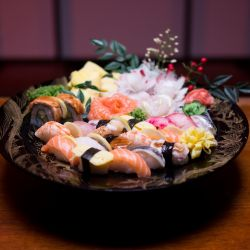 Gastro Japo Food Week: sushi tradicional.