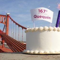 La ciudad de Quequén fue fundada el 3 de agosto de 1864.