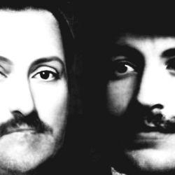Juan B. Justo y Alfredo Palacios, íconos del socialismo argentino.
