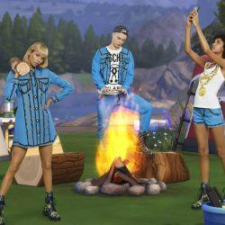 Moschino y Los Sims | Foto:Cedoc